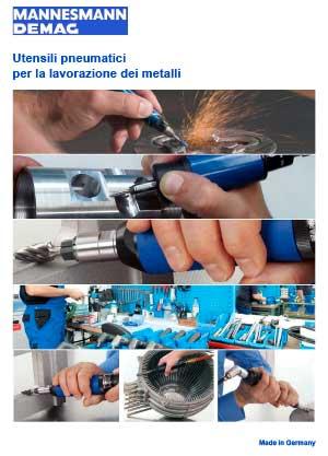 mannesmann catalogo pneumatici utensili metalli